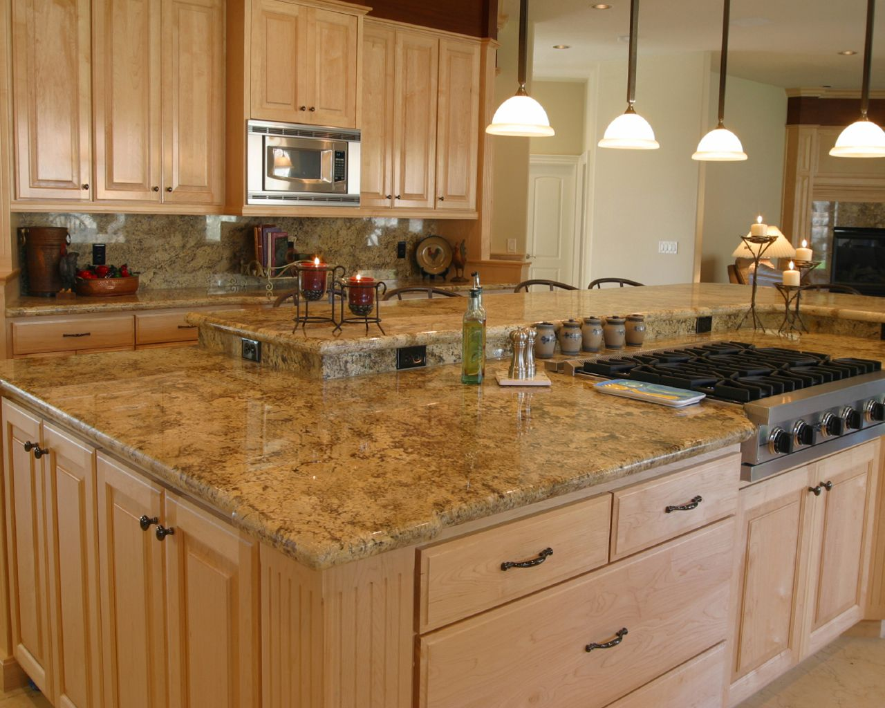 Granite countertops what we do indianapolis for Kitchen counter cabinet