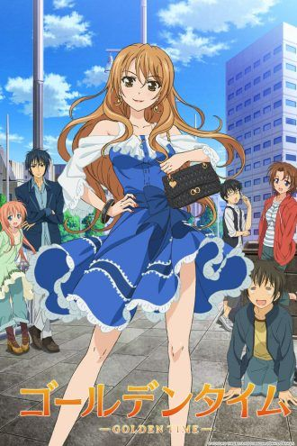 Golden Time – anime-odcinki.pl