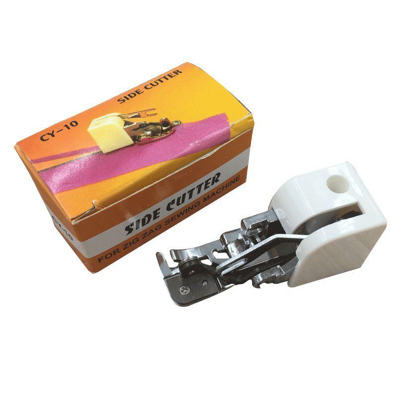 Side Cutter Overlock Presser Foot Feet Household Sewing  Machine Attachment