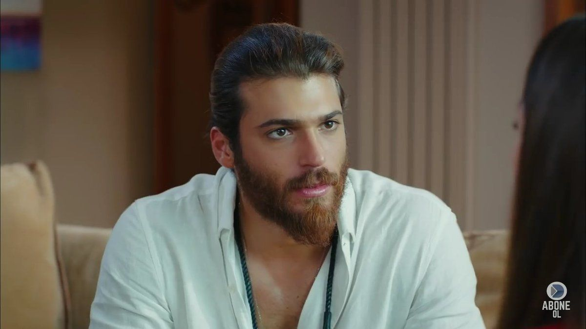 Can Yaman Erkeni Ks t Canning Turkish men and