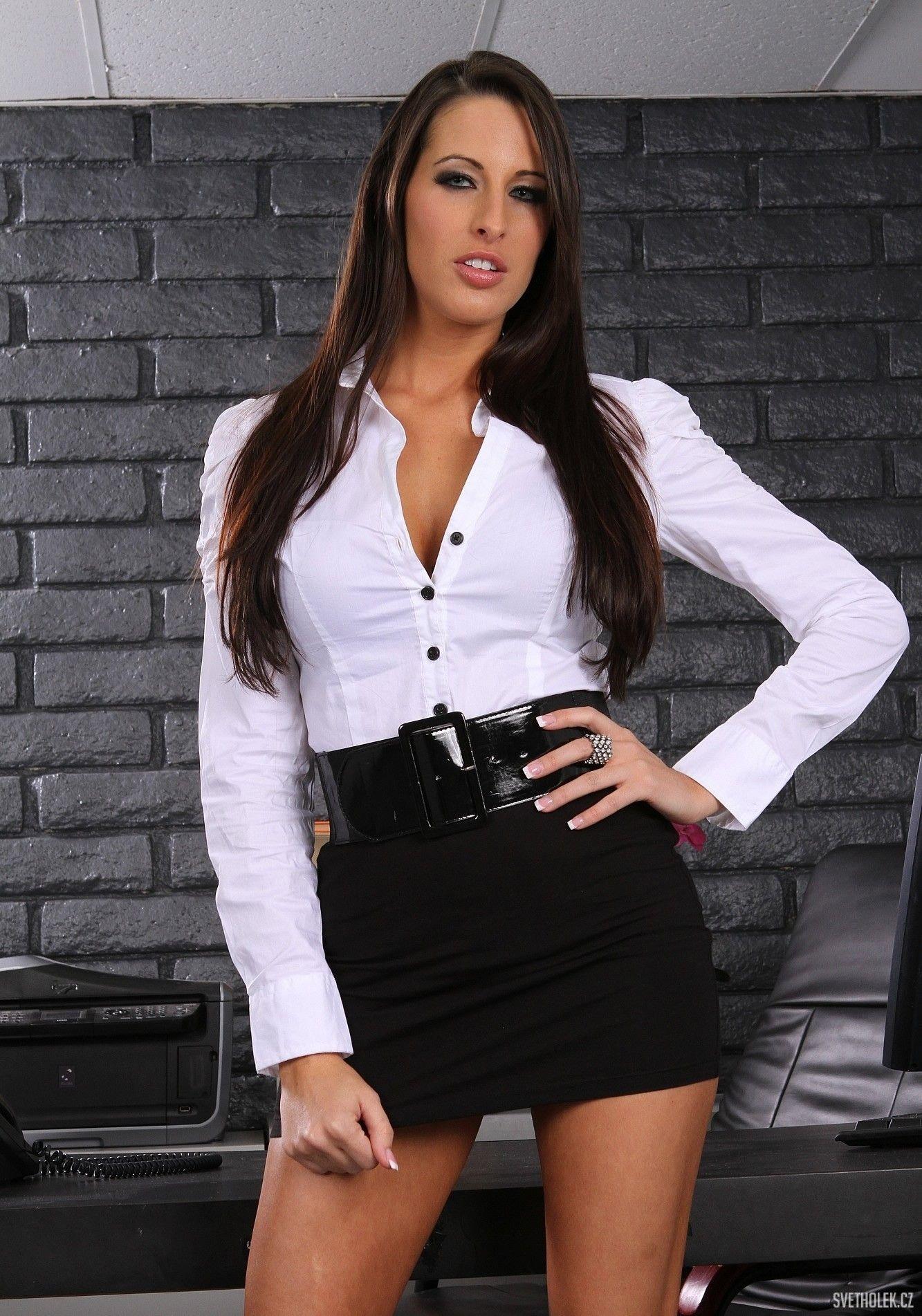 Office secretary xxx