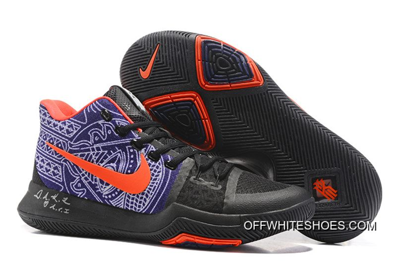 Nehmen Billig Weiß Billig Schuhe Deal Nike Kyrie 3 Flip The Switch