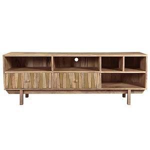 miliboo meuble tv design manguier et
