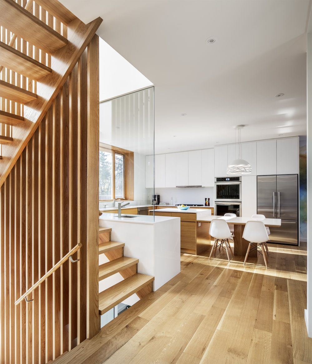 Switchback Staircase, South Kingslea | Kyra Clarkson Architect