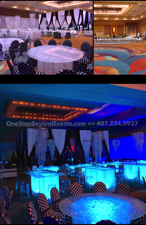 Elegant Club Prom Theme On A Budget 30 Large Led