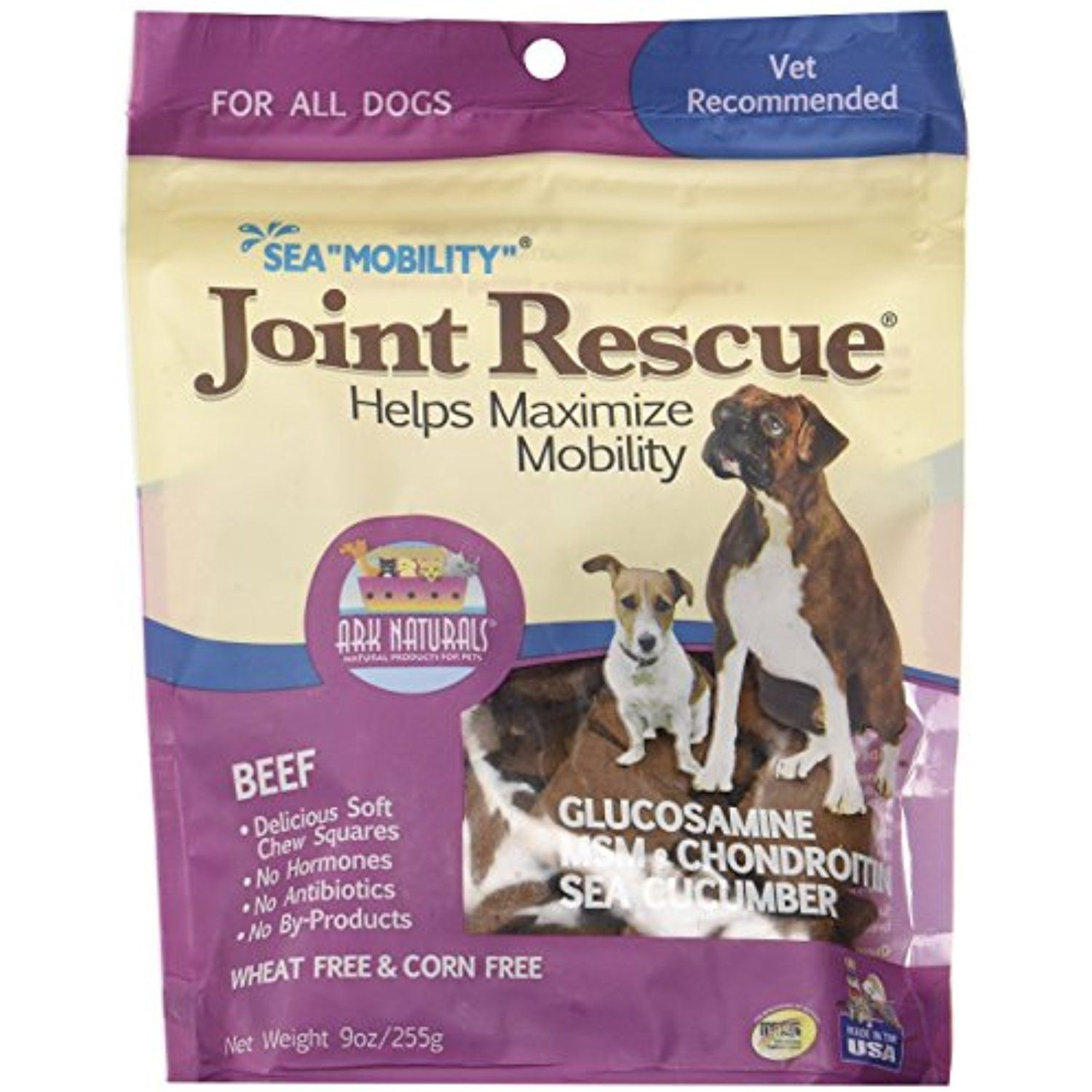 Ark Lighting Naturals Joint Rescue Beef 9 Oz You Can Click