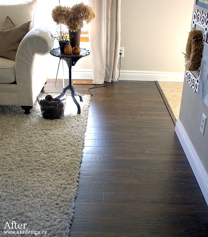 New Laminate Floors REVEAL Home building tips, Flooring