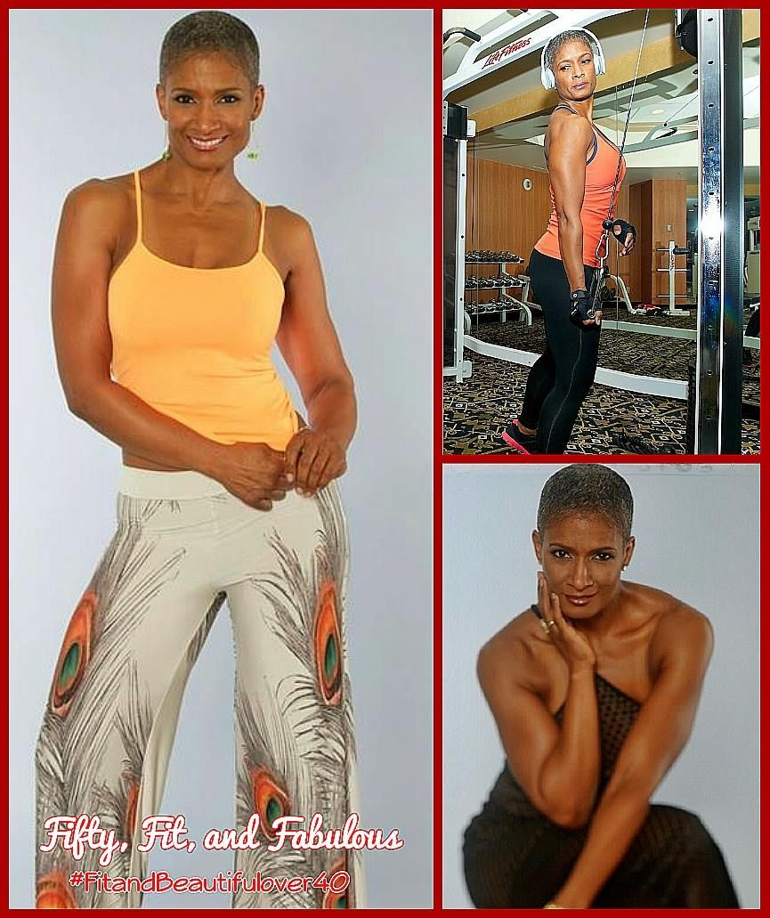 Fifty Fit And Fabulous Carla Kemp A Fitness Coach Who