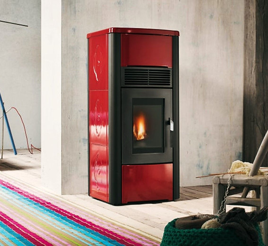Haas+sohn Kaminofen Varese Test 34 Best Red Wood Pellet Stoves And Interior Design Inspiration