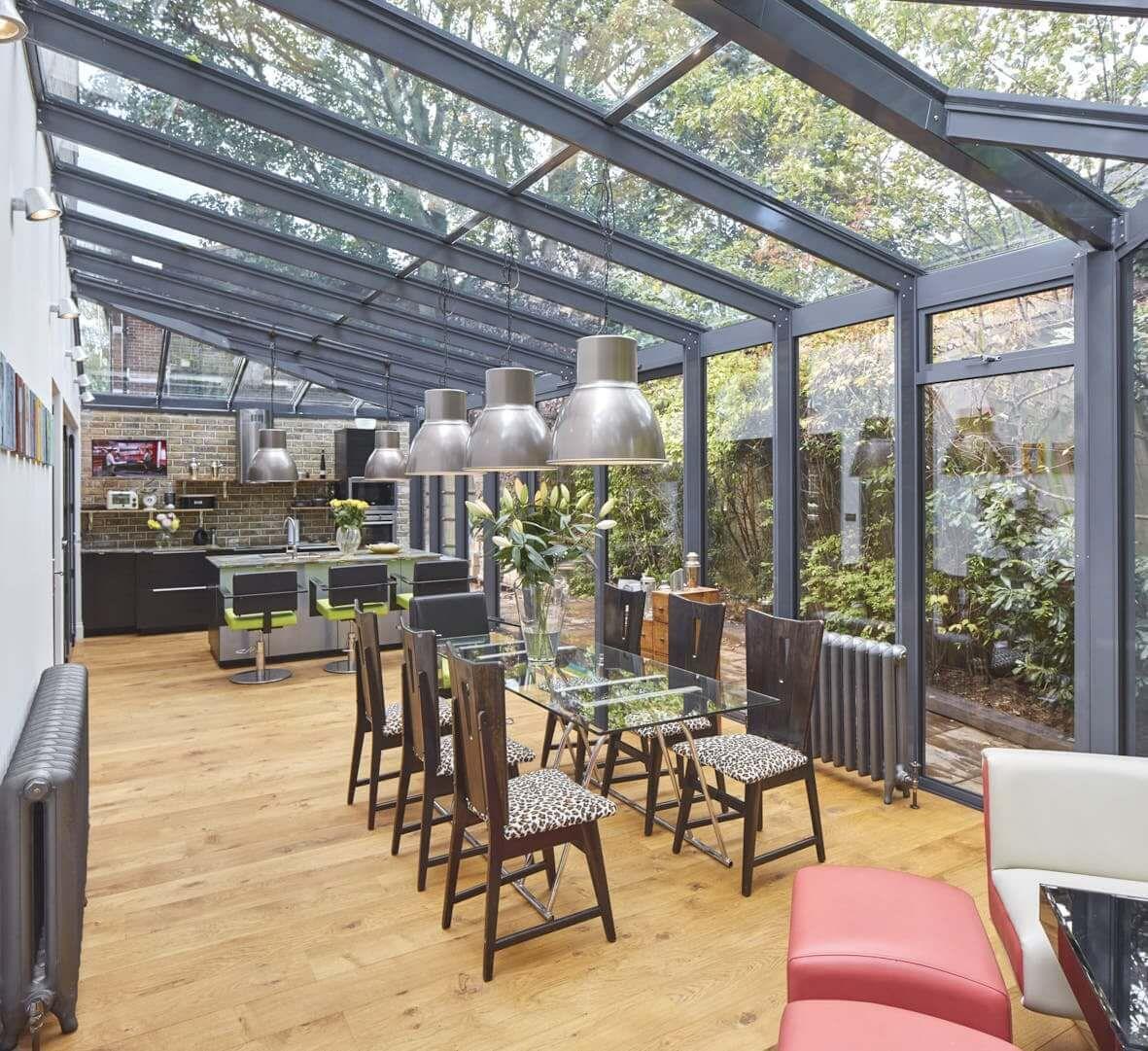 Kitchen Diner Extension Conservatory