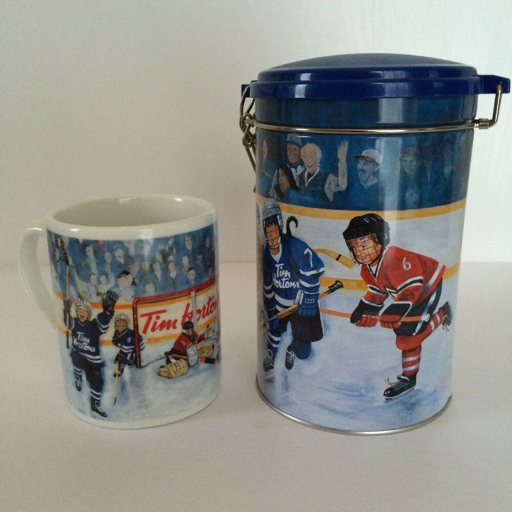 Details about Tim Hortons Ltd Edition Skating Pond Coffee
