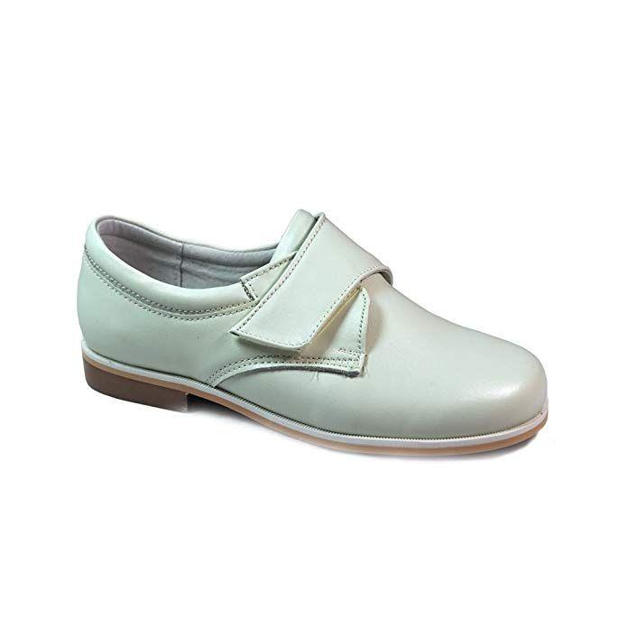 dd60eb6378 Zapatos NIÑOS COMUNIÓN Bubble Bobble A521 Beige - Color - Beige, Talla - 38: