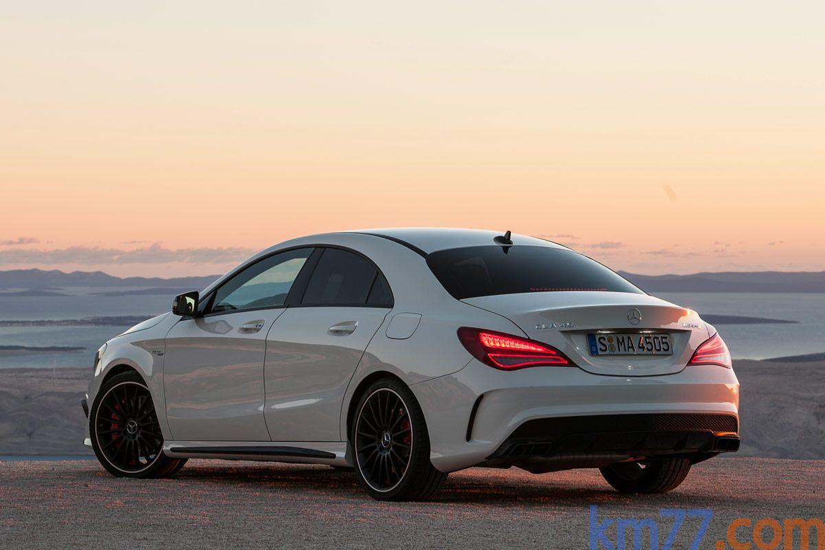 Mercedes benz clase cla 45 amg 360 cv