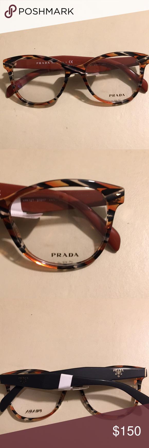 6bbad8c42cd2 100% authentic Prada prescription glasses Brand new Prada prescription  glasses Prada Accessories Glasses