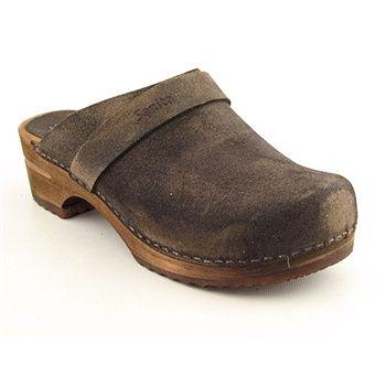 d49f91631a9c Sanita Wood-Rita Clogs Shoes Brown Womens