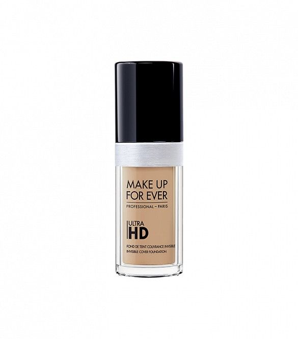 For flawless-looking skin // Ultra HD Foundation by Make Up For Ever