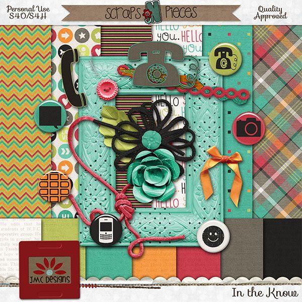 FREE JMC Designs - Digital Scrapbooking Kits: Blog and ...