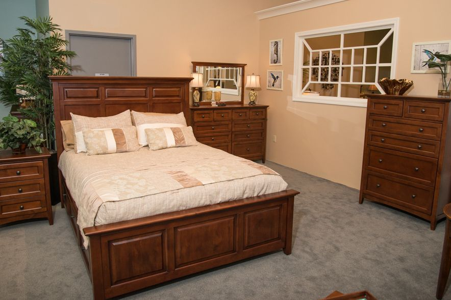 McKenzie Queen Mantel Storage Bed 48AFGAC 48 Bedroom Furniture Cool Mckenzie Bedroom Furniture