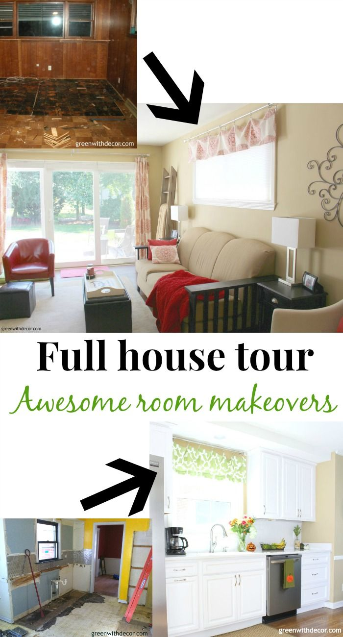 Tour Our Milwaukee House Bedroom Makeover Before And After Bedroom Makeover Room Makeover