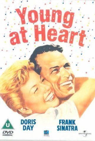 Young at heart Doris Day Frank Sinatra movie poster print