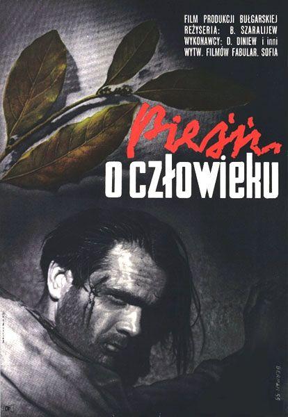 1956 Mieczyslaw Berman - Piesn o czlowieku