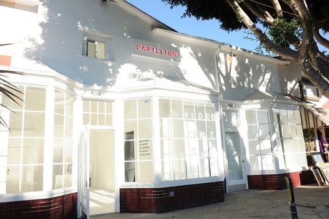 Papillion Gallery - Leimert Park, Los Angeles.