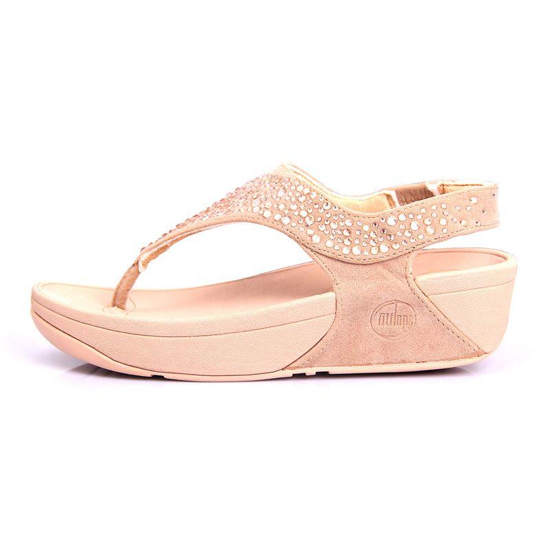 b6a8d47feda1 Fitflop Diamond Sandals Powder