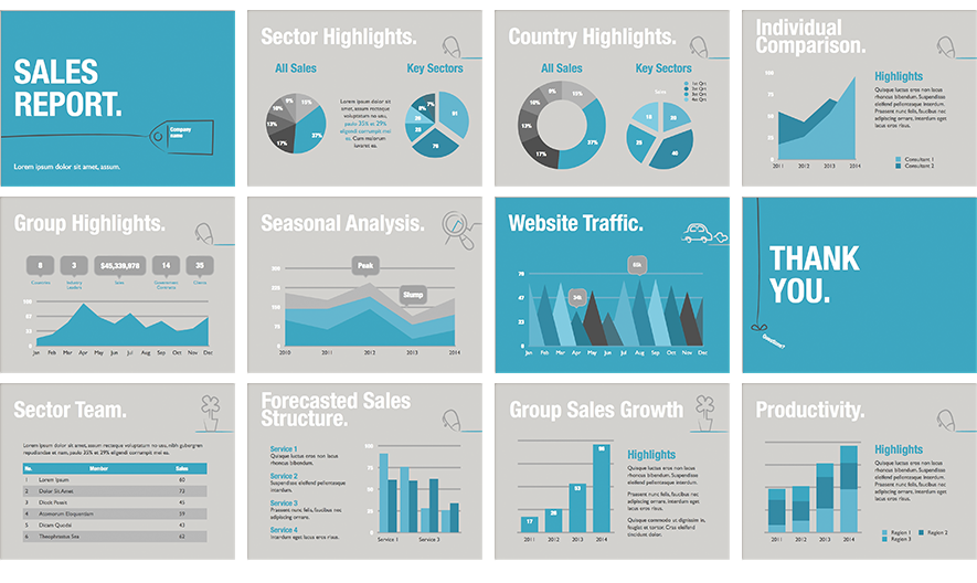 Infographic Ideas » Infographic Keynote Template - Best Free ...