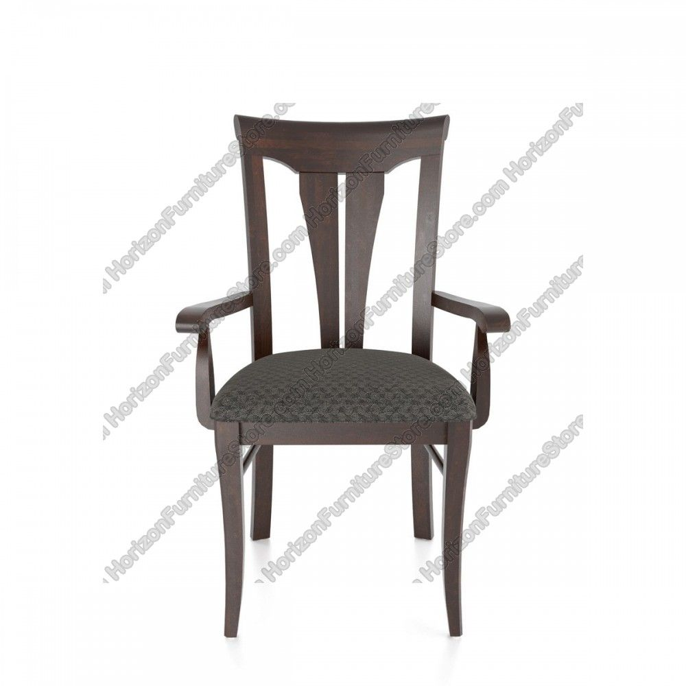Canadel Custom Dining Arm Chair - CHA 0391 | Canadel Dining Chairs ...
