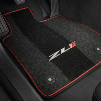 Floor Mats Carpet Zl1 Logo Chevy Accessories Camaro Accessories Classic Cars Chevy