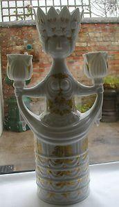 bjorn wiinblad vase/candle holders
