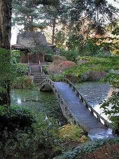 Tatton Park Japanese garden   by Maria-H