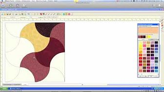 Electric Quilt 7 Tutorials Youtube Electric Quilt Quilt Tutorial Video Quilting Software