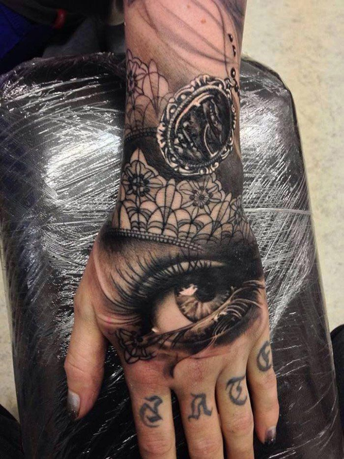 The World's Best Tattoo Artists Part1