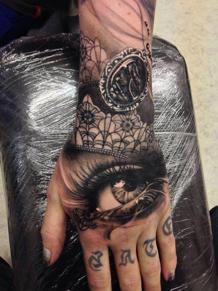 125 Best Hand Tattoos For Men Cool Designs Ideas 2019 Guide Hand Tattoos For Guys Tattoos For Guys Unique Hand Tattoos