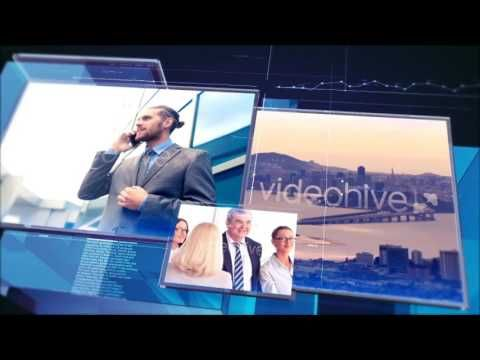 Corporate Intro (Videohive After Effects Templates)