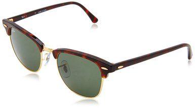 d6a2f46e9258e Ray-Ban RB3016 Classic Clubmaster Sunglasses