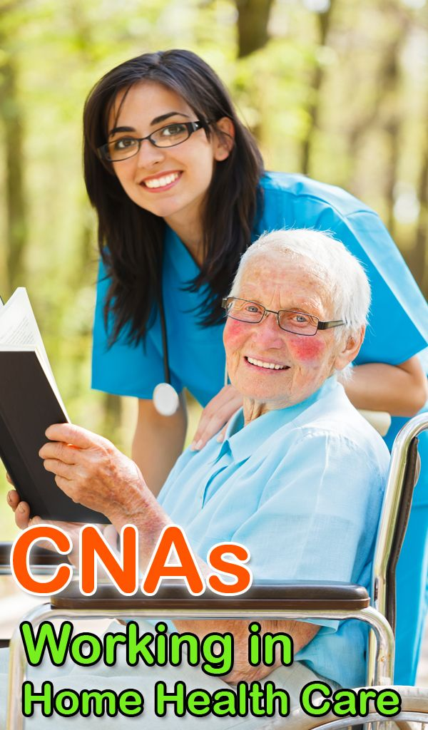 Duties of the CNAs Working in Home Health Care Home