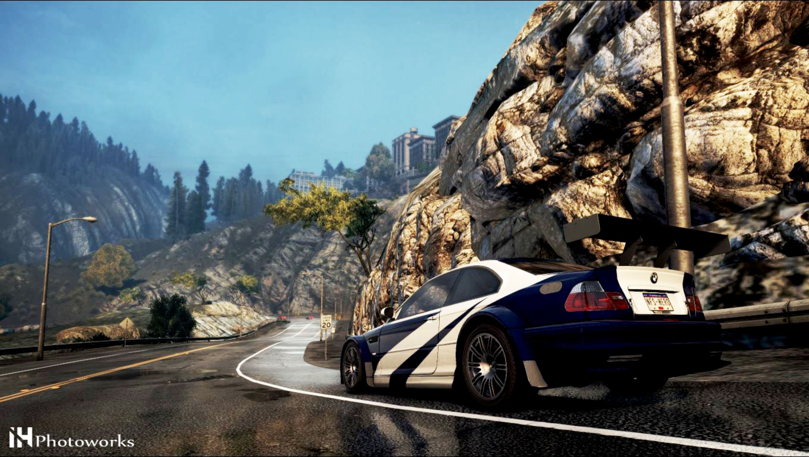 Need For Speed Most Wanted Bmw M3 Gtr With Games Available N