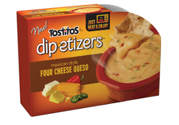 Kroger shoppers: Free Tostitos Dip-etizers  Kroger shoppers: Today only you can download an e-coupon to your card to get one free Tostitos Dip-etizers. This coupon can only be downloaded today (April 10), but is valid through April 26, 2015.