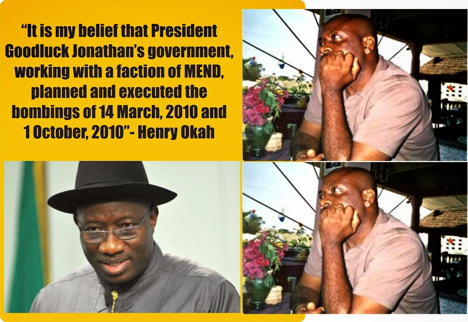 NIGERIAN TOP SECRET: MEND replies Jonathan over His Planned Assassinati...