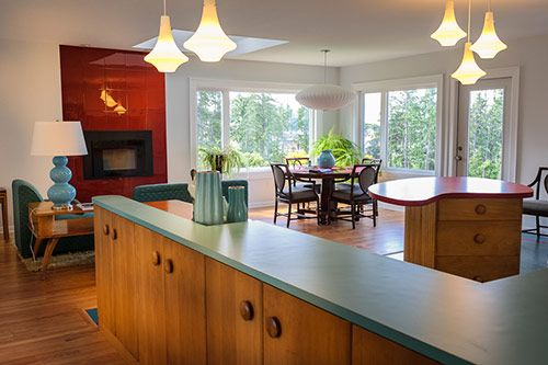 Baby boomers create their retirement dream house - a ...