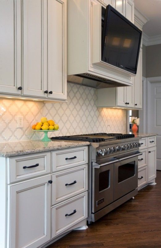 4 Kitchen Renovations To Inspire Kitchen Backsplash Designs Kitchen Design Kitchen Renovation