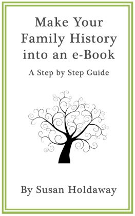Make your family history into an ebook a step by step guide this is make your family history into an ebook a step by step guide this is an add but a great idea fandeluxe Image collections