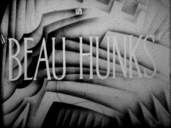 Image result for beau hunks 1931