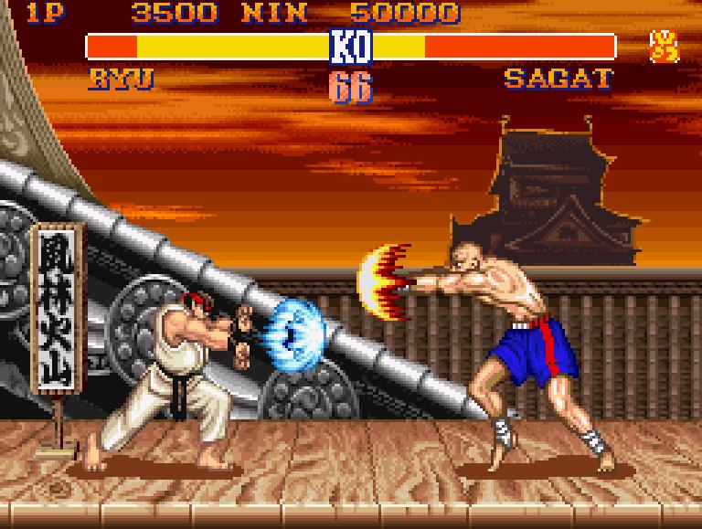super nintendo fighting games