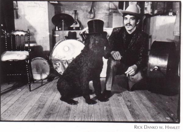 A Man And His Dog Rick Danko Band Hounds Of Love