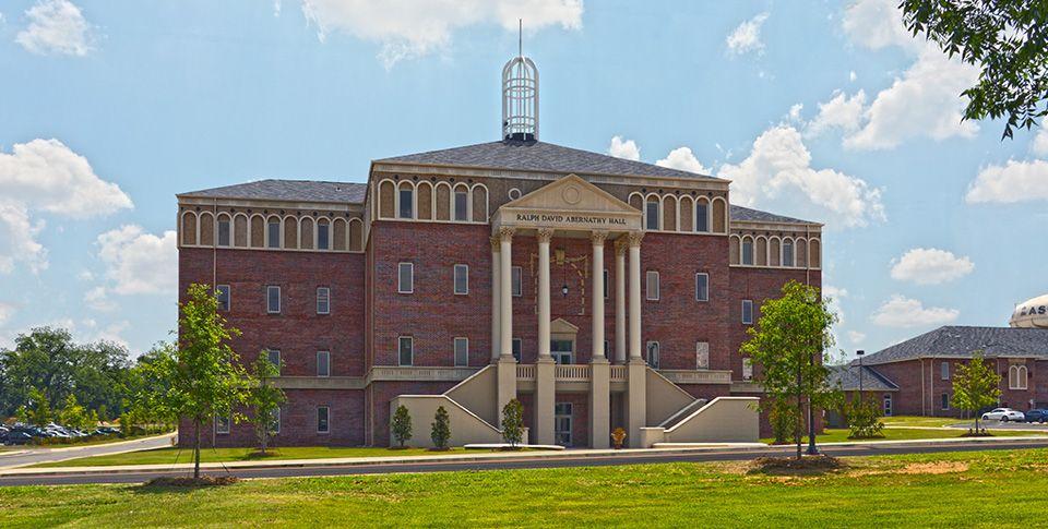 Ralph David Abernathy Hall College Of Education Alabama State
