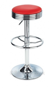 1950 S Retro Diner Stool
