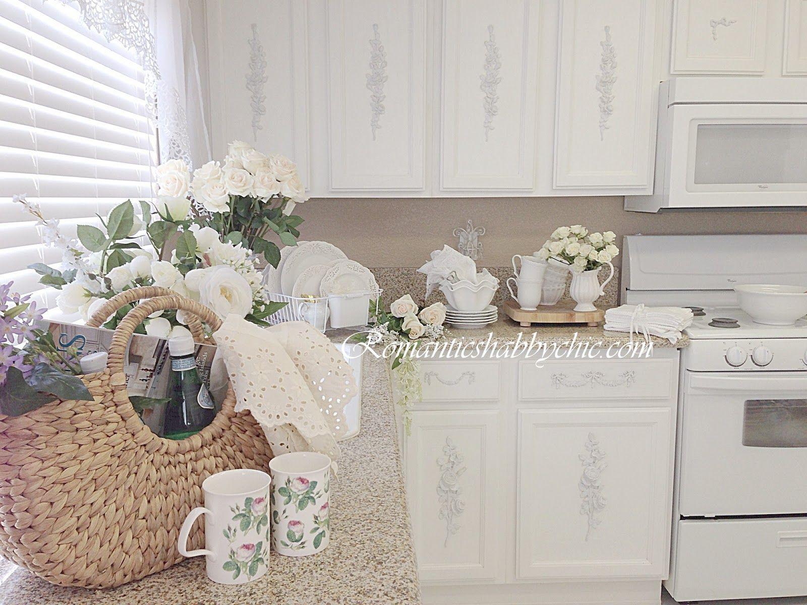 My Shabby Chic Home ~ Romantik Evim ~Romantik Ev Romantik